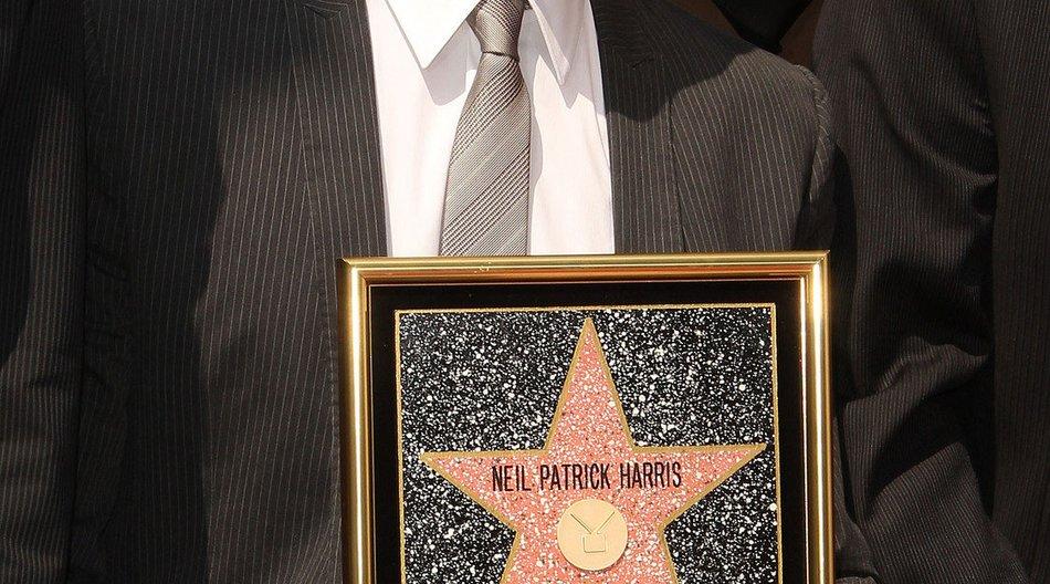 Neil Patrick Harris bekommt Stern