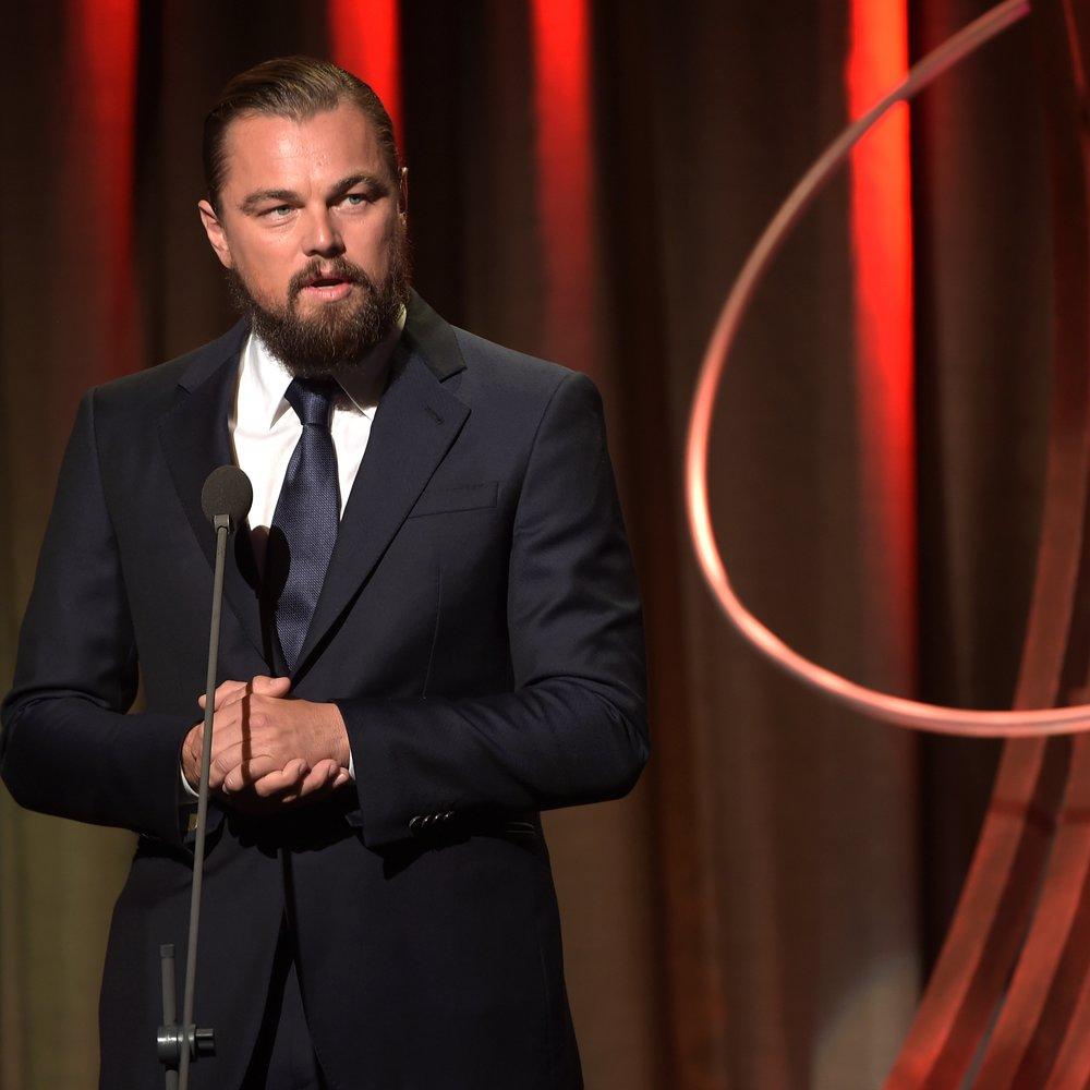 Leonardo DiCaprio ist wieder zu haben!
