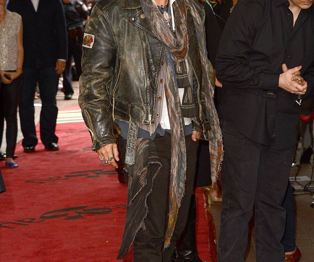 Johnny Depp hört mit dem Trinken auf