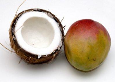 Kokos und Mango Haarkur selber machen