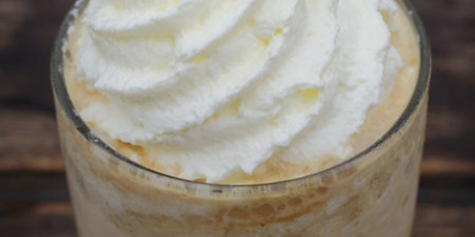 Eis Milchshake