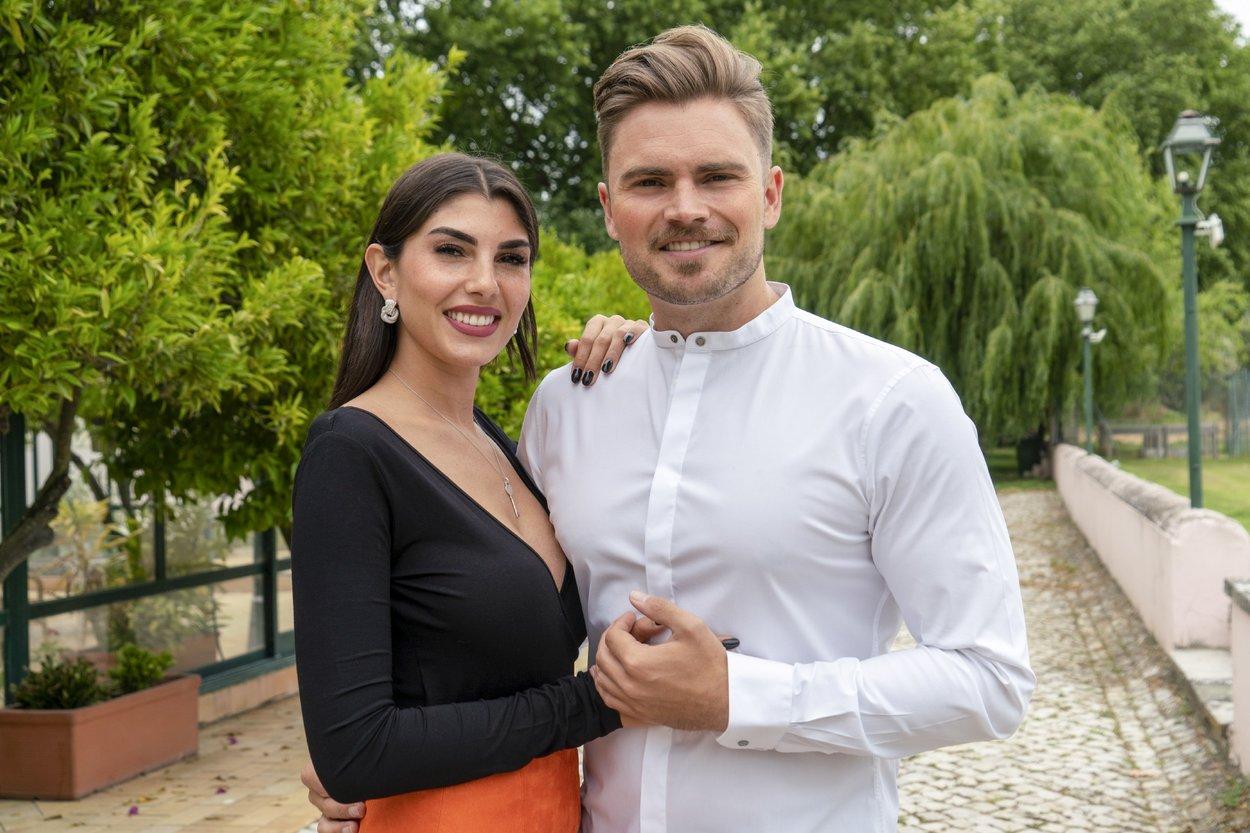 Das Sommerhaus der Stars - Kampf der Promipaare Yeliz Johannes