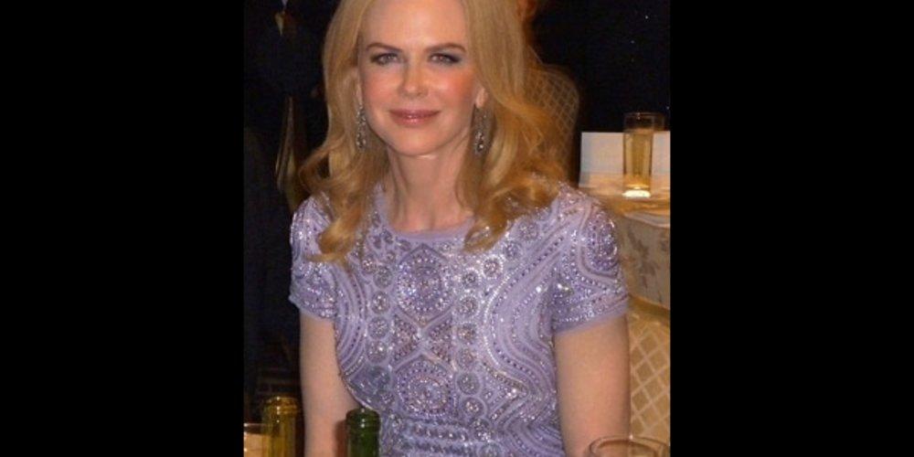 Nicole Kidman im Weißen Haus am 27. April 2013