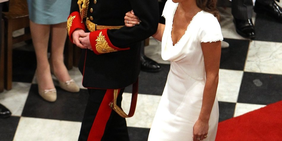 Prinz Harry: Heiratet er Pippa Middleton?