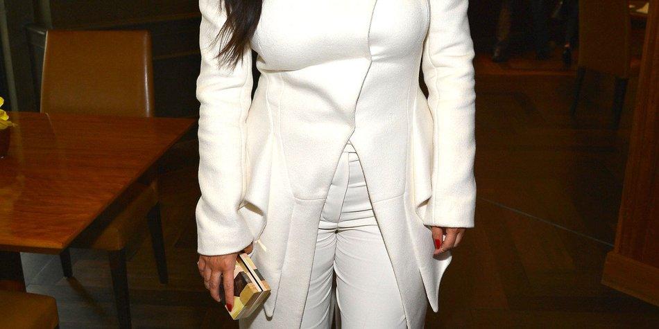 Kim Kardashian verzichtet auf eine Stretchlimousine
