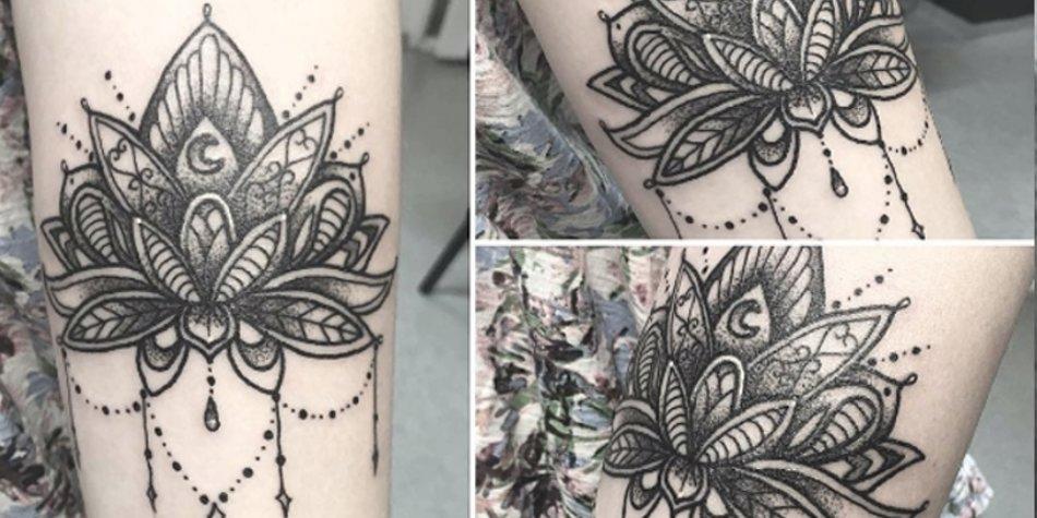 Mandala Tattoos Sind Unsere Neuen Lieblinge Desiredde