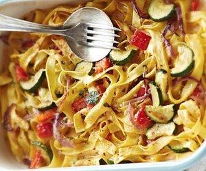 Nudel Zucchini Auflauf