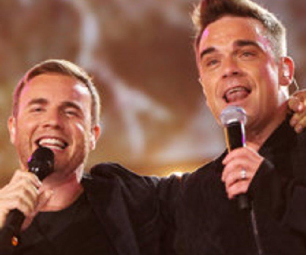 Gary Barlow wurde wegen Robbie Williams Spott depressiv