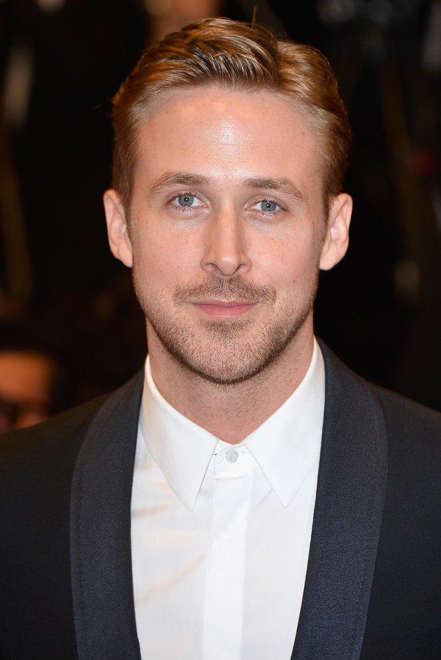 Ryan Gosling im schicken Anzug