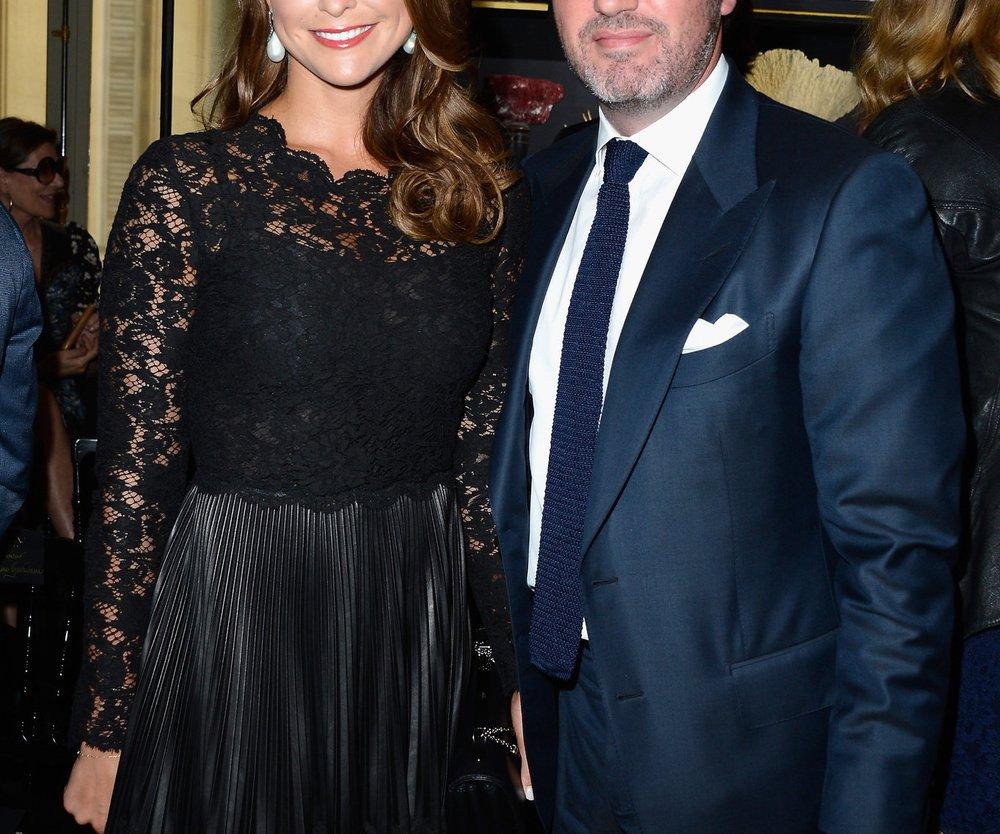 Prinzessin Madeleine: Wie wird ihre Tochter heißen?