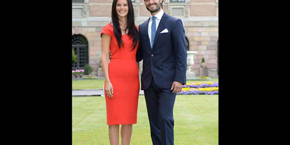 Sofia Hellqvist & Prinz Carl Philip
