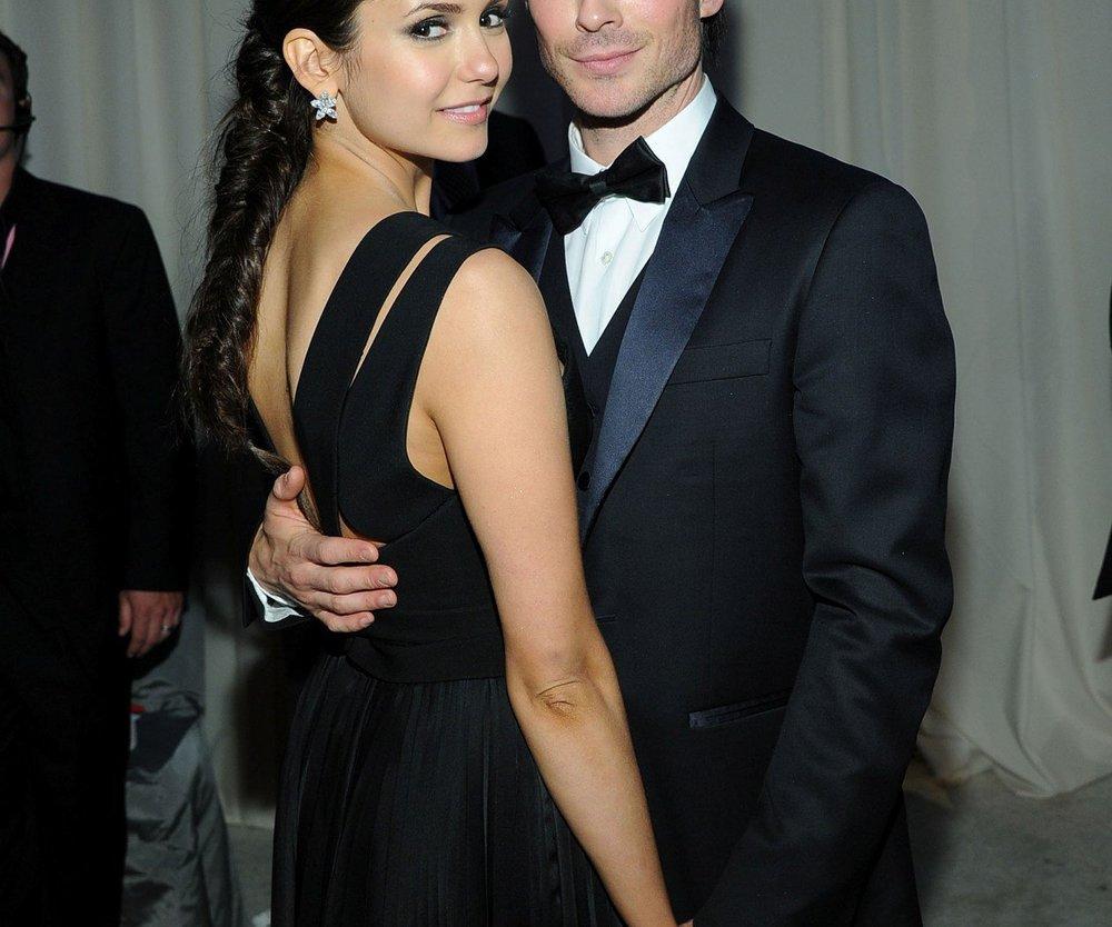 Ian Somerhalder und Nina Dobrev: Hat sich das Vampire Diaries-Paar getrennt?