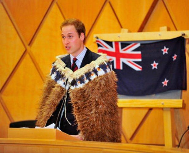 Prinz William besteigt zukünftig den Thron von England