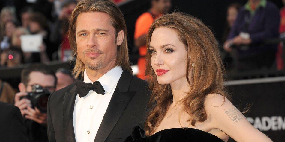 Angelina Jolie und Brad Pitt: Drehen sie wieder gemeinsam?