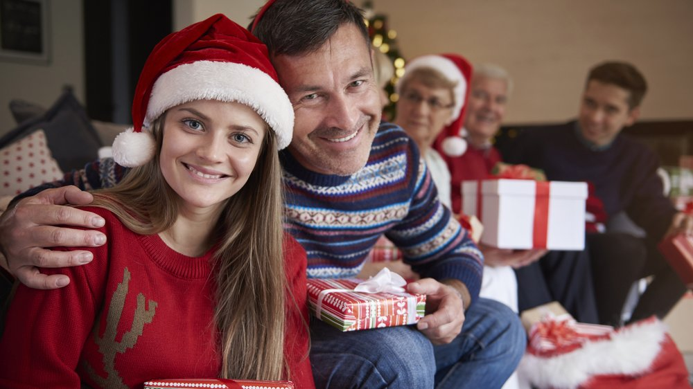 Weihnachtsgeschenke für den Vater