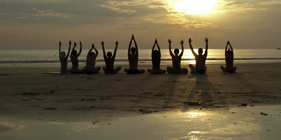 Yoga-Kult