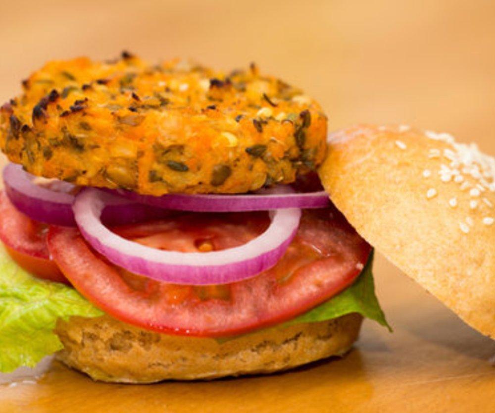 Quinoa Burger