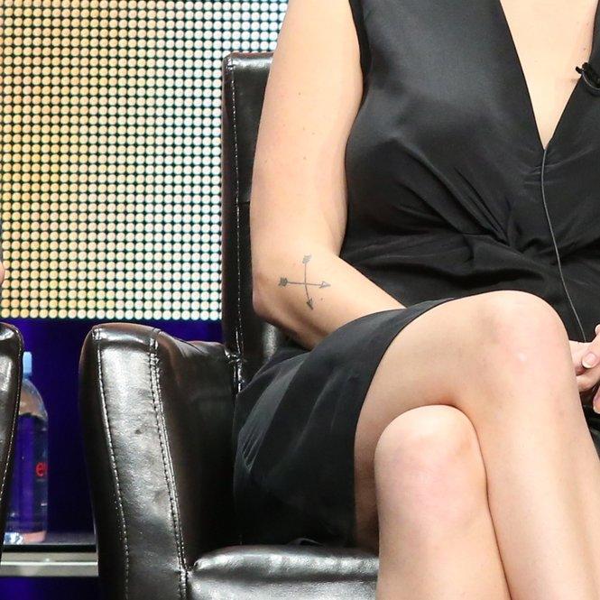 Pfeil Tattoo Bedeutung