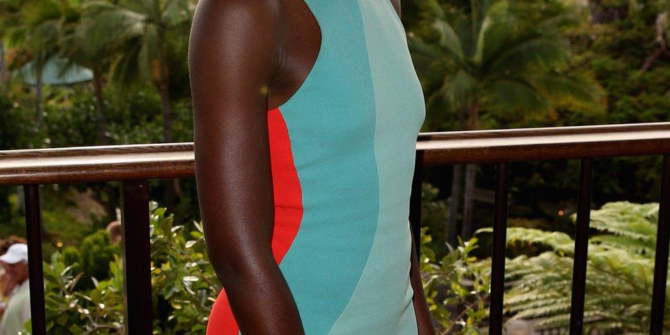 Lupita Nyong'o im sexy Bikini