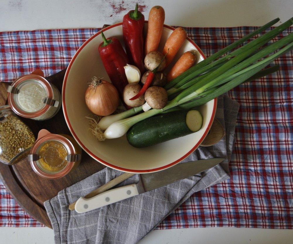 Vegan kochen: Abwechslung statt Langeweile
