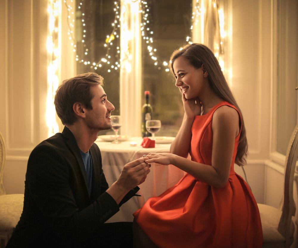 Heiratsantrag nach Sternzeichen