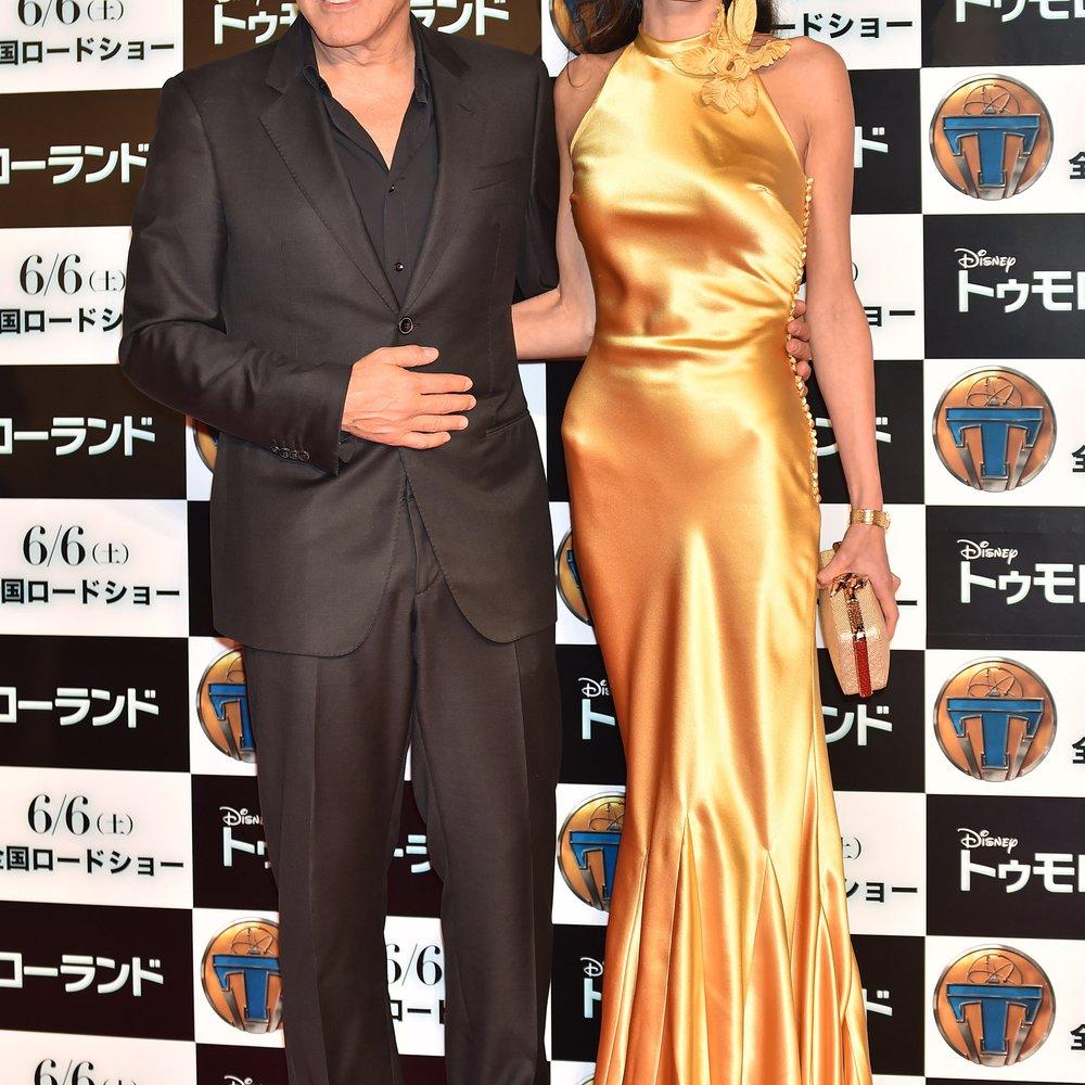 George Clooney und Amal Alamuddin: Eine Liebe wie aus dem Bilderbuch
