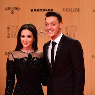<> the Bambi Awards 2015 at Stage Theater on November 12, 2015 in Berlin, Germany.