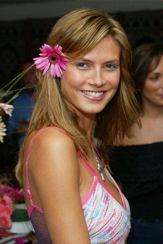 Heidi Klum Topmodel in New York