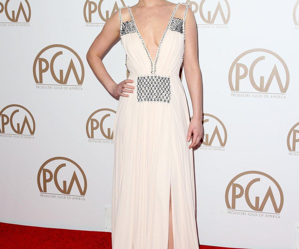 Jennifer Lawrence schwänzte die Oscars
