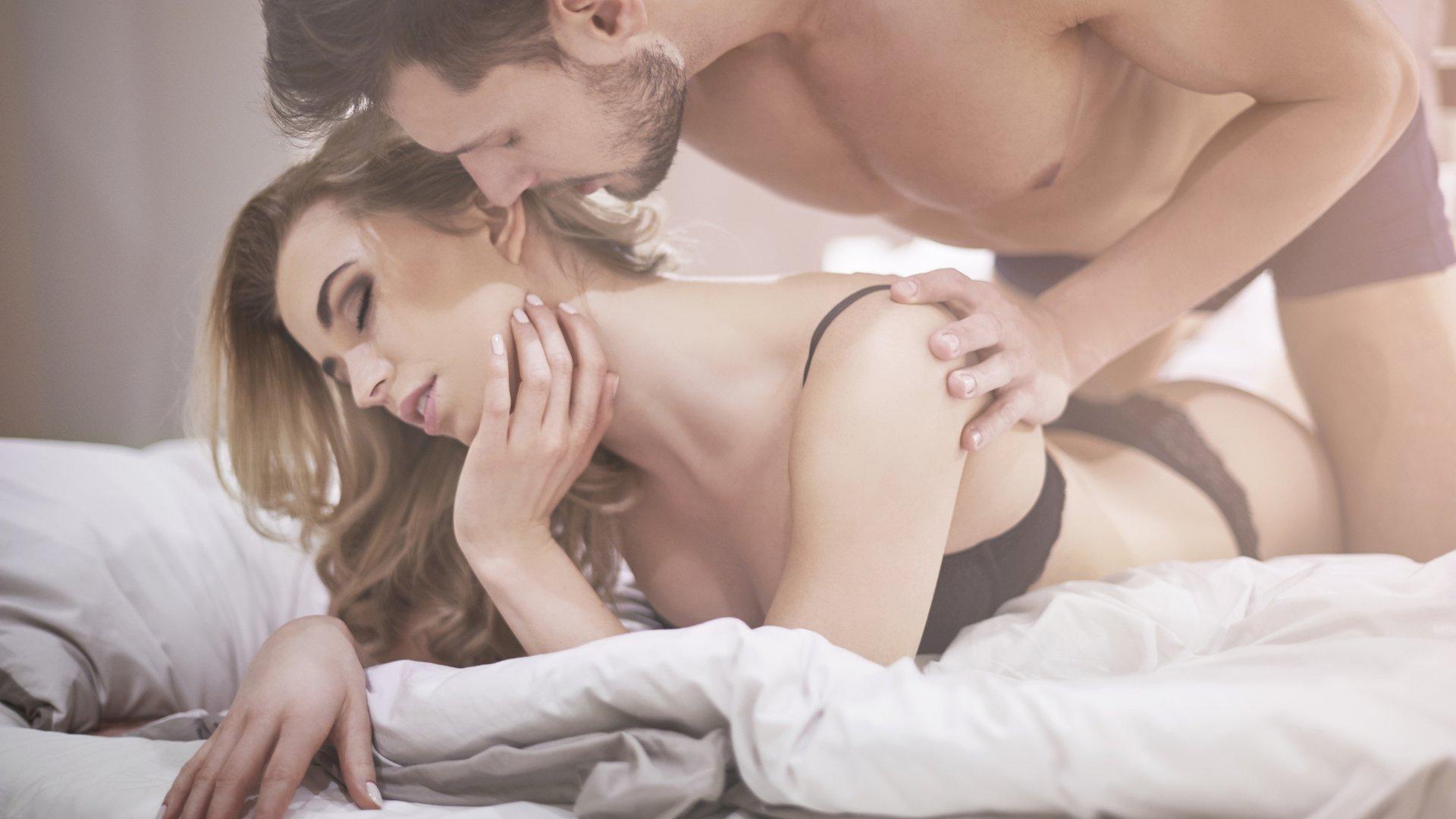 Hinten sex stellung von 6 Gründe,