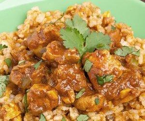 Putengeschnetzeltes Curry