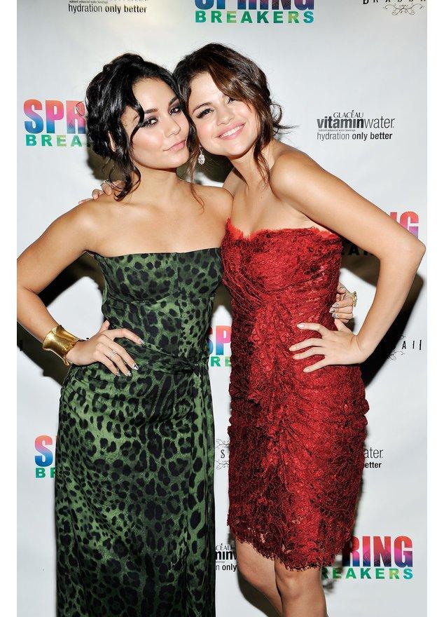 Vanessa Hudgens und Selena Gomez präsentieren ihren Film