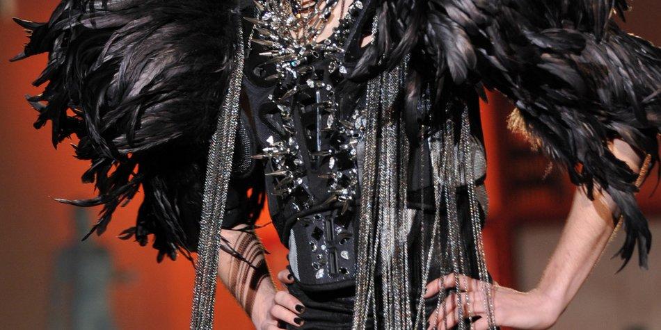 GNTM: Bill Kaulitz zu Gast bei Heidi