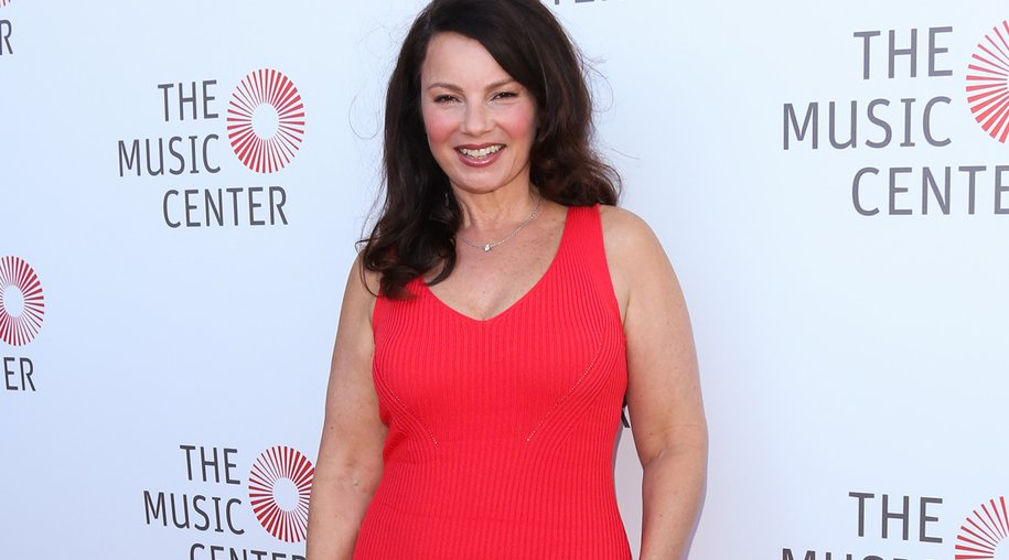 LOS ANGELES, CA - JULY 07: Actress Fran Drescher attends the Music Center's Summer Soiree at The Music Center Plaza on July 7, 2016 in Los Angeles, California. (Photo by Paul Archuleta/Getty Images)