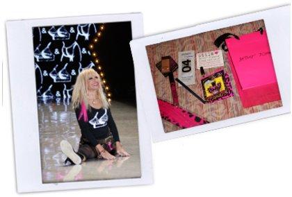 Betsey Johnson Fashion Show New York