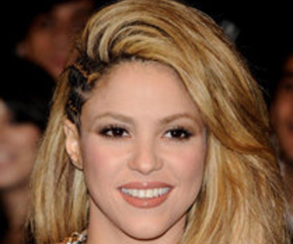 Shakira: Weihnachten mit der Großfamilie