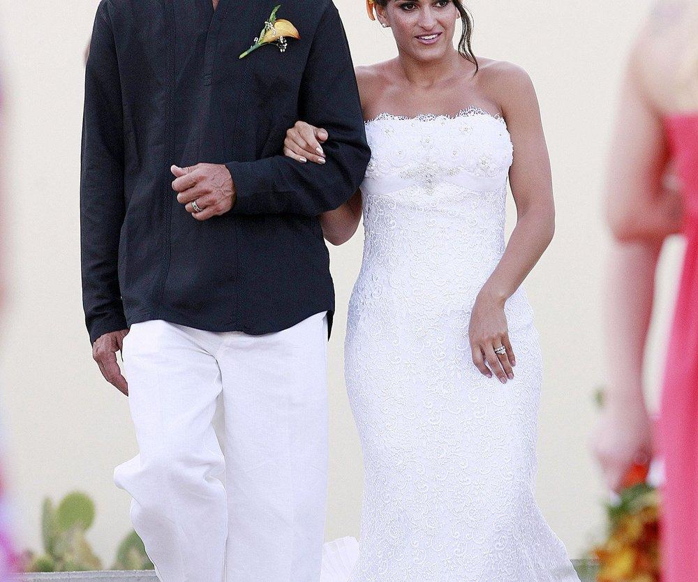 Lorenzo Lamas: Fünfte Hochzeit!