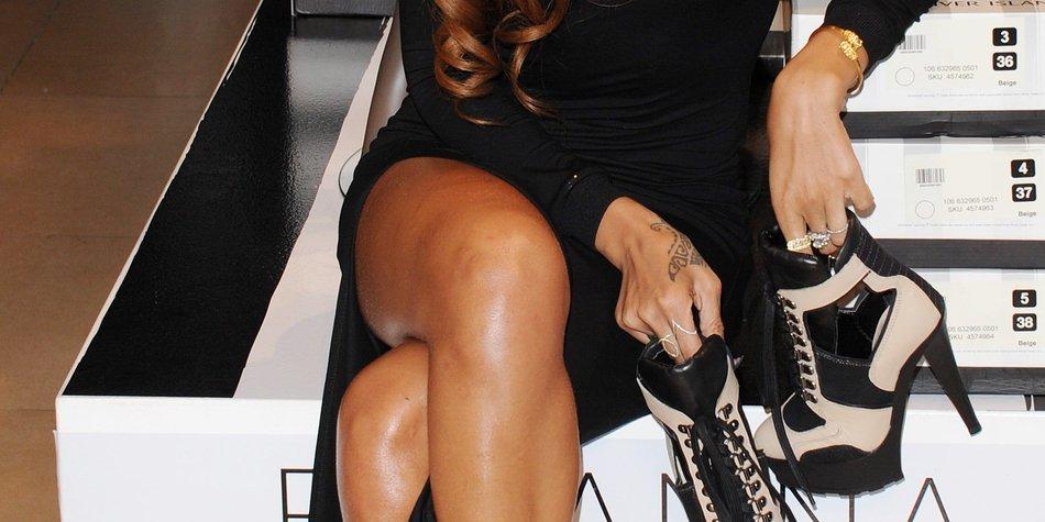 Rihanna: Ist sie schwanger?