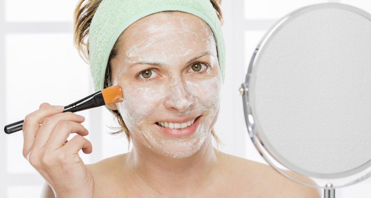 Kaiser-Natron Anwendungen Gesichtsmaske Pickel