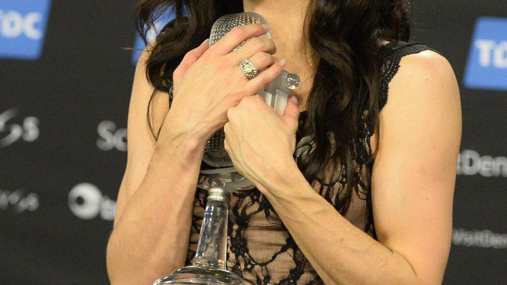 Conchita Wurst entert die UK-Charts