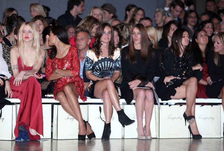 Pippa Middelton ist zu Gast bei der Fashion Week.