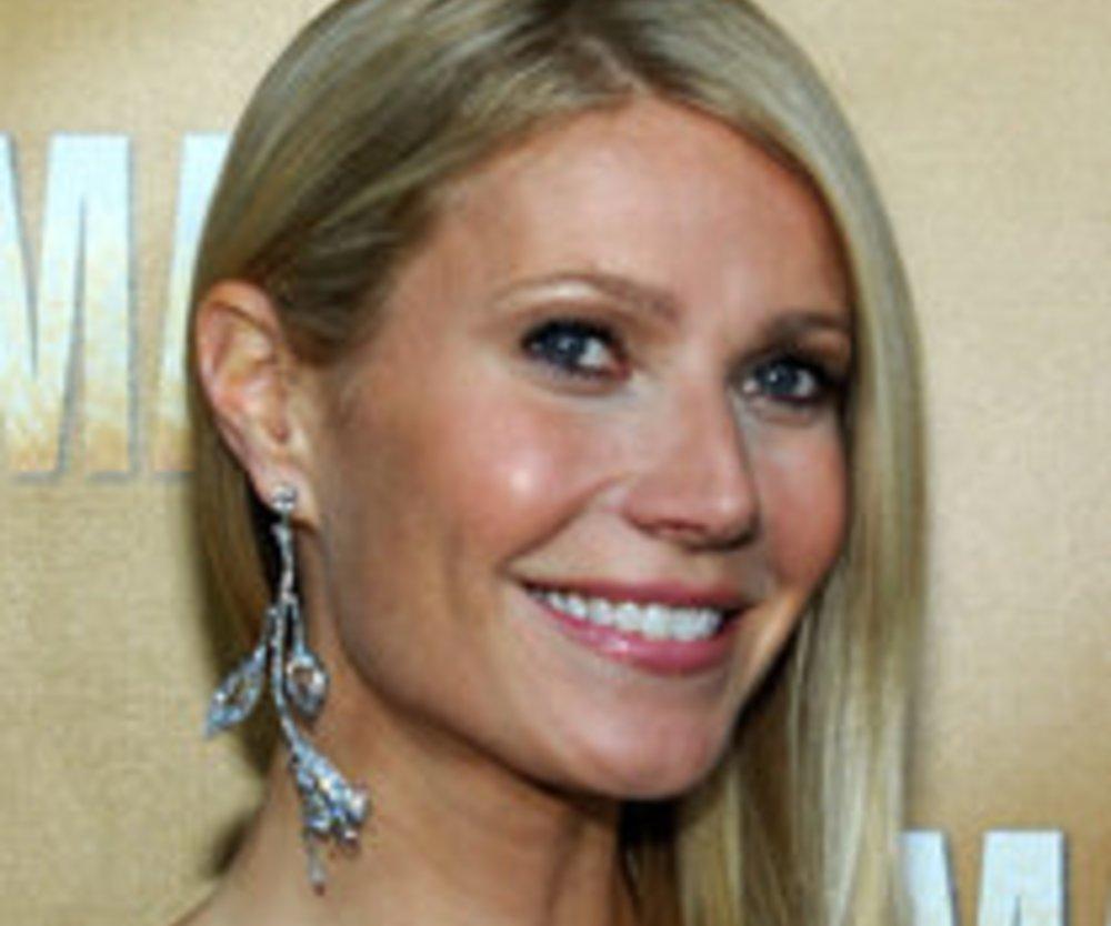 Gwyneth Paltrow: Kein Fan von Weihnachts-Kuchen!