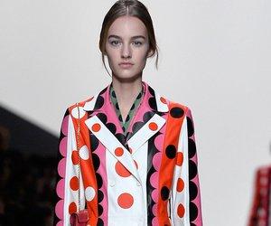 Paris Fashion Week: Valentino zitiert die 60ies