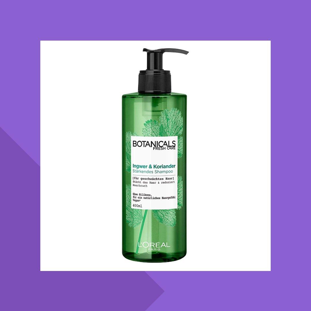 Silikonfreies Shampoo