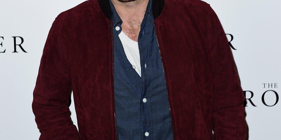 Robert Pattinson knockte sich beinahe selbst aus