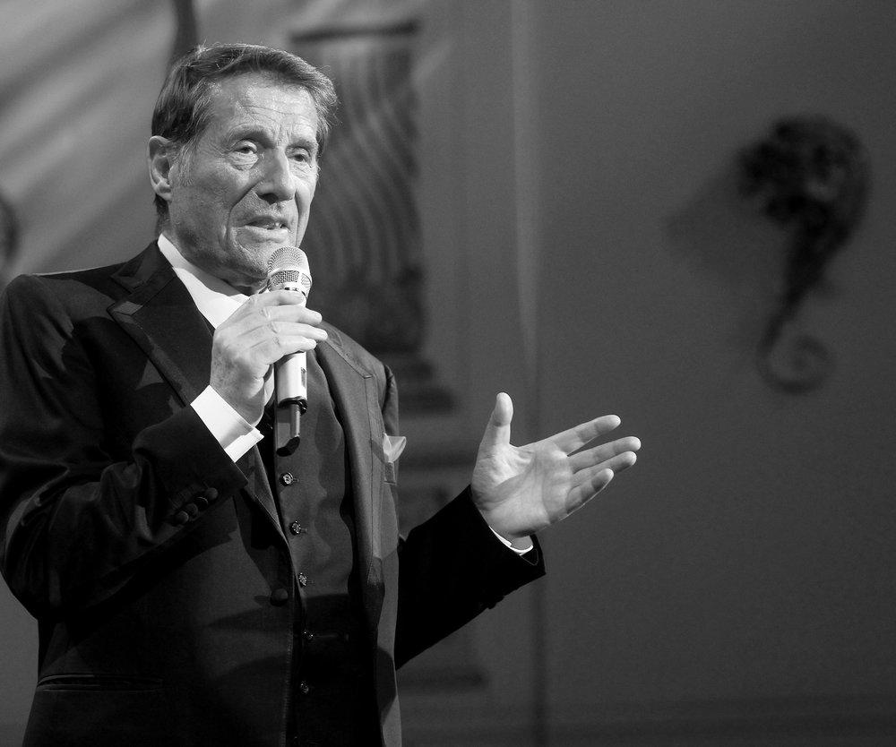 Udo Jürgens: Der Entertainer wurde 80 Jahre alt