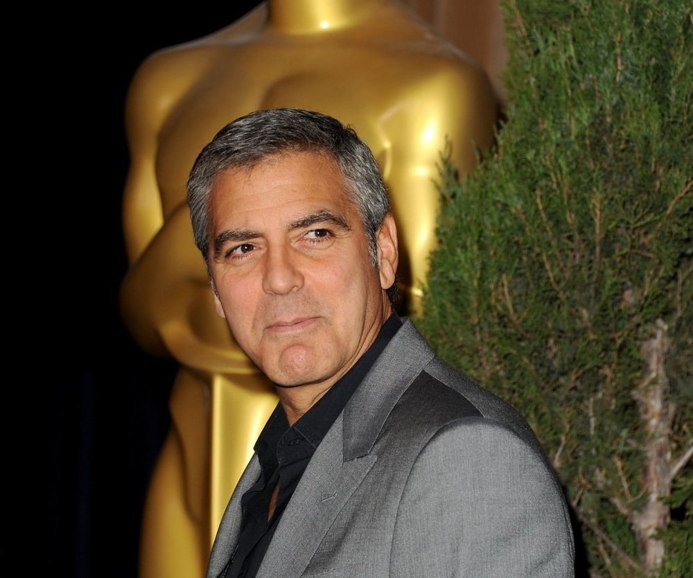 George Clooney plant angeblich Adoption