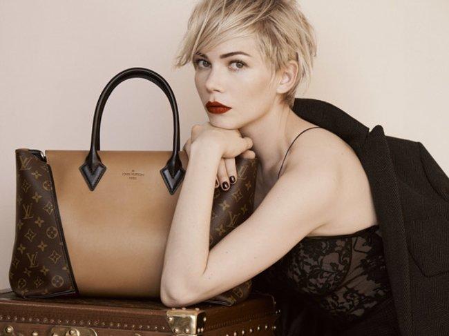 Michelle Williams für Louis Vuitton