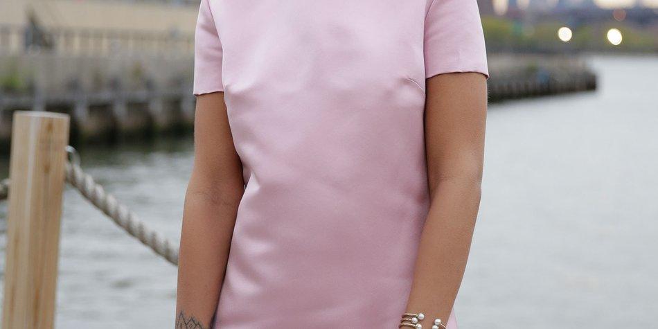 Rihanna: Total verliebt in ihre Baby-Nichte