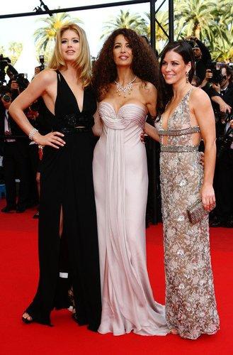 Evangeline Lilly posiert bei den Filmfestspielen in Cannes